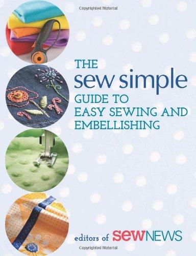 fleece sewing book - 9