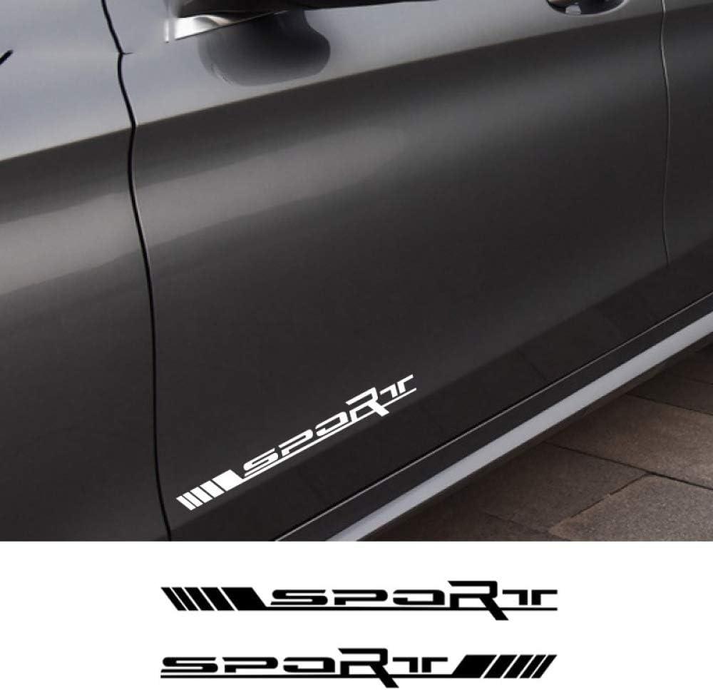 FSXTLLL Auto Seitenstreifen Seitenaufkleber Aufkleber f/ür Mercedes Benz Limited Edition