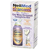 NeilMed Clearcanal Ear Wax Removal Complete Kit 6 ounce