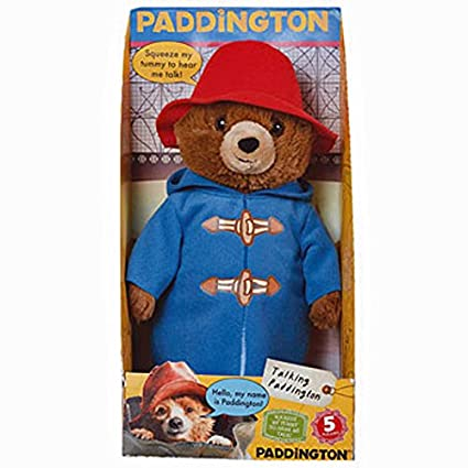 RAINBOW DESIGNS 30Cm Talking Paddington Bear