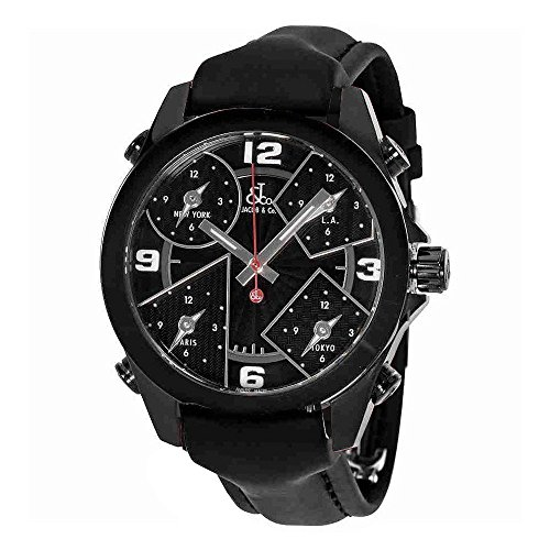 jacob-and-co-five-time-zone-black-dial-leather-strap-mens-watch-jcm-2bc