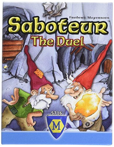 Saboteur Duel Card Game by Mayfair Games