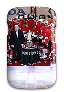 chicago blackhawks (3) NHL Sports & Colleges fashionable Samsung Galaxy S3 cases 7082855K474461484