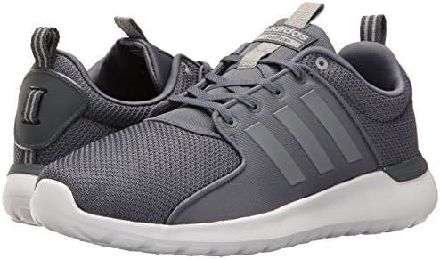 adidas Men's Cloudfoam lite Racer Running Shoe 14