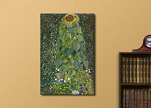 Sunflower by Gustav Klimt Austrian Symbolist Painter