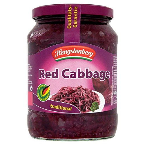 Hengstenberg German Style Red Cabbage - 680g