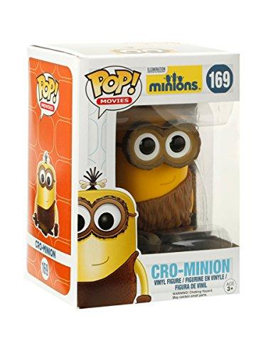 Funko Minions Pop! Movies Cro-Minion Vinyl Figure
