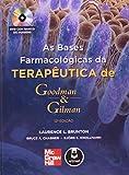 capa de As Bases Farmacológicas da Terapêutica de Goodman e Gilman