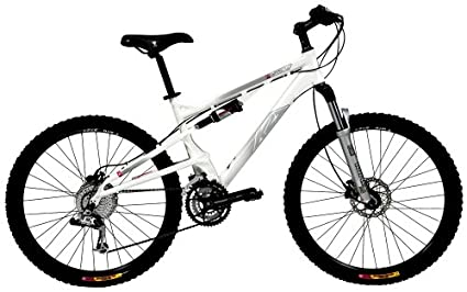 Amazon Com K2 Base 2 0 Men S Dual Suspension Mountain Bike 26