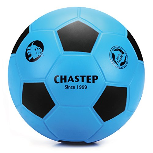 chastep-8-foam-soccer-ball-perfect-for-kids-or-beginner-play-and-excercise-soft-kick-safeblue-black