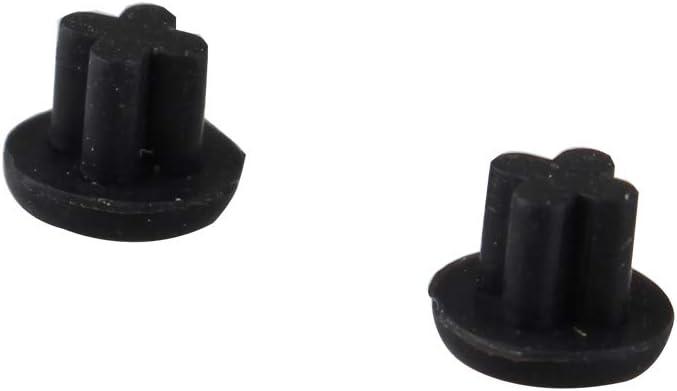 Tap/ón Universal de Silicona para Auriculares de 3,5 mm Futheda 30 Unidades Antipolvo Compatible con HTC