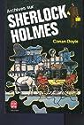 Les archives de Sherlock Holmes - 12 exploits par Conan Doyle