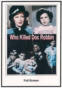 Who Killed Doc Robbin 1948