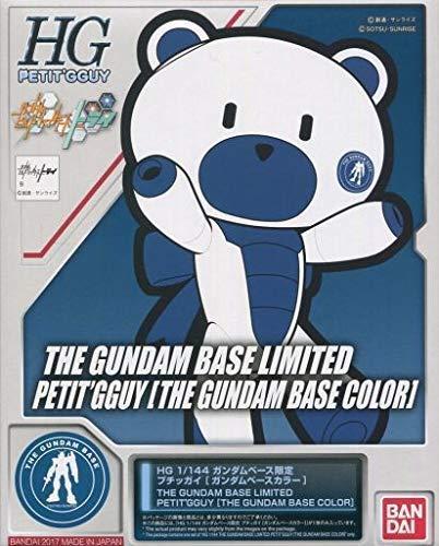 THE GUNDAM BASE limited HG 1/144 Petit'gguy THE GUNDAM BASE color model kit