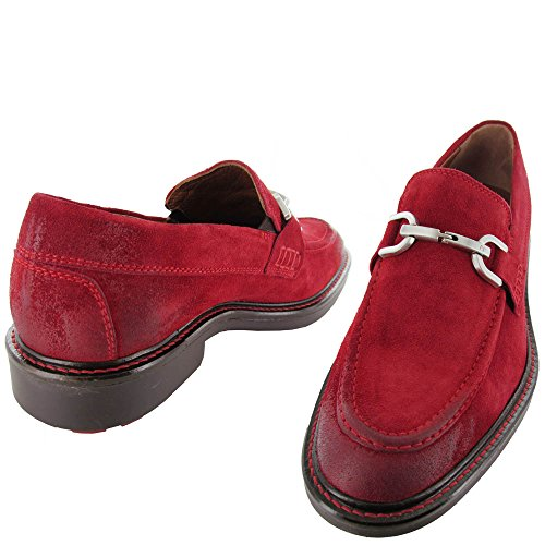Mens Shoe Formal Tomato DT Loafer J Haidar Donald Pliner qp70w