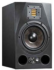 Adam Audio A7X 100W Noir Haut-Parleur - Hauts-parleurs (2-Voies, avec Fil, XLR, 100 W, 42-50000 Hz, Noir)