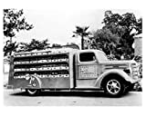 1938 Mack Model EE Dr. Pepper Bottlers Truck Photo Poster