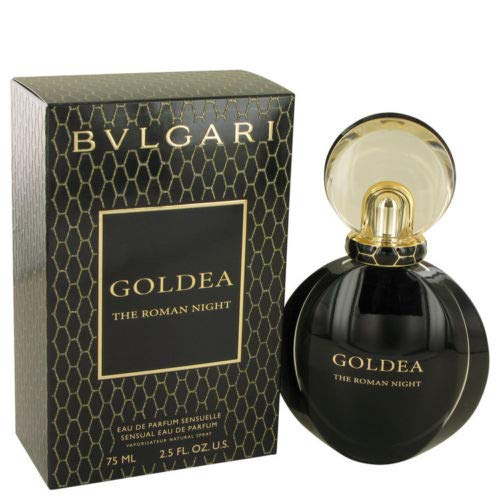 Bvlgári Goldea The Roman Night by Bvlgári Eau De Parfum Spray for Women 2.5 OZ. ()