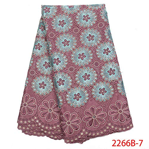 New Design Hot Sale Nigerian Lace Fabric,Fashion African Cotton Swiss Voile Lace in Switzerland,Picture 7