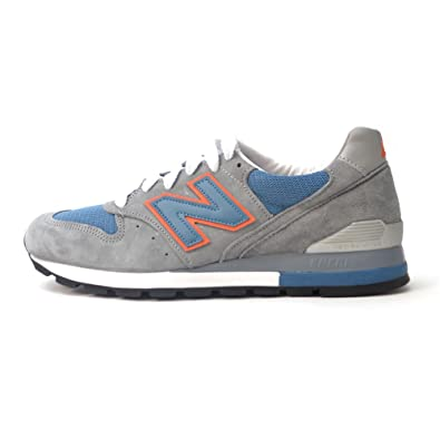 1a579963e1ef4 (ニューバランス) New Balance M996 CSBO MADE IN USA スニーカー メンズ GRAY/BLUE ASHES
