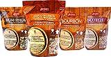 MacLean's Outdoor Liquor Barrel Barbecue BBQ Smoking Chips