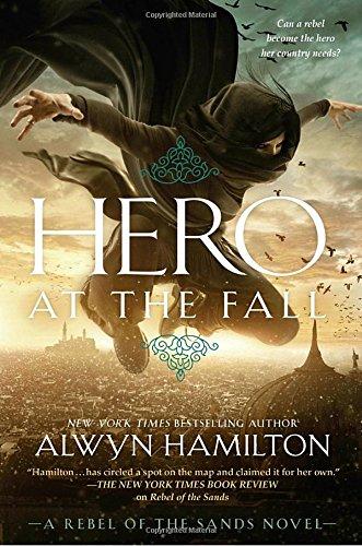 Hero at the Fall (Rebel of the Sands) [Hardcover] - Seller: Amazon.com - New / Nuevo [+Peso($26.00 c/100gr)] (BO)