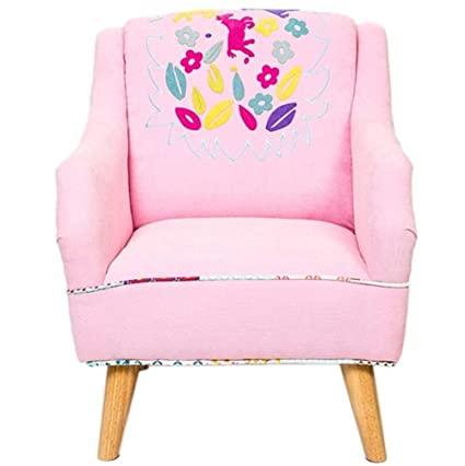 Amazon.com: YSNBM Sofa Stool Kids Sofa, Toddler Ultra-Soft ...