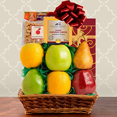 Same day delivery gift baskets amazon splendid sugar free fresh fruit gift basket negle Gallery
