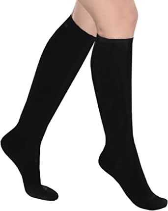 SANKOM - Comfortable Daily Wear - Patent Socks - with Targeted Compression