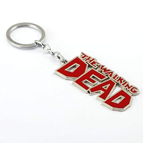 Value-Smart-Toys - The Walking Dead Keychain AMC Key Rings ...