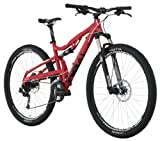 Diamondback Bicycles 2014 Recoil Pro Full Suspension Mountain Bike (29-Inch Wheels), 18-Inch, Red