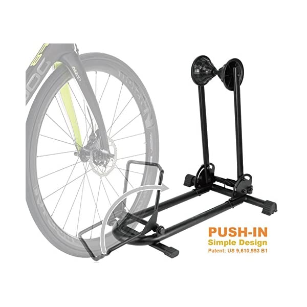 For Mountain and Road Bike Indoor Outdoor Nook Garage Storage-1-3 Bicycle Floor
