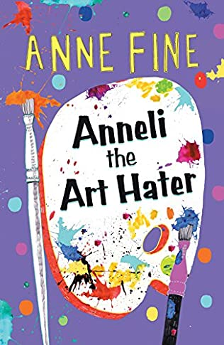book cover of Anneli the Art Hater