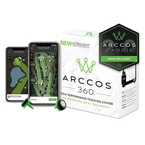 Arccos Golf 360 Golf Performance Tracking System