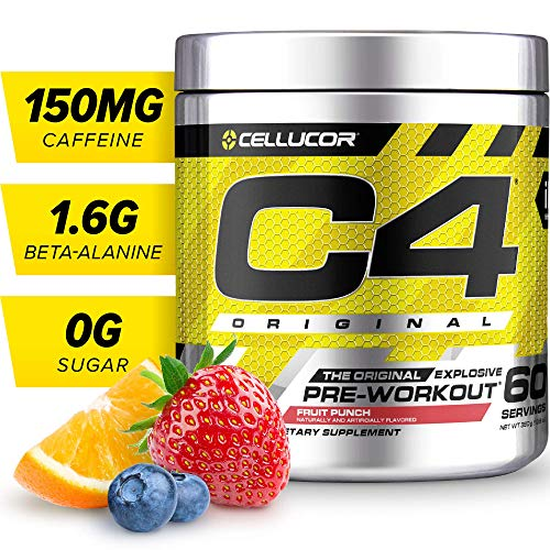 Up to 55% Off C4 Pre-Workouts and XTEND BCAAs