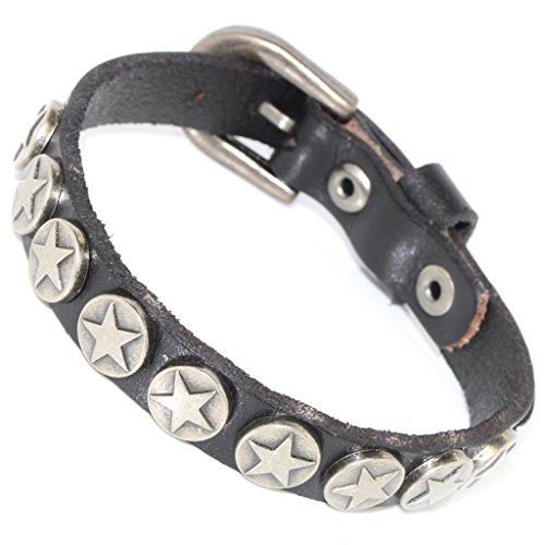Multiple Unisex Stylish Leather Bracelet product image