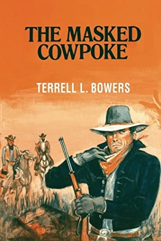 book cover of The Masked Cowpoke