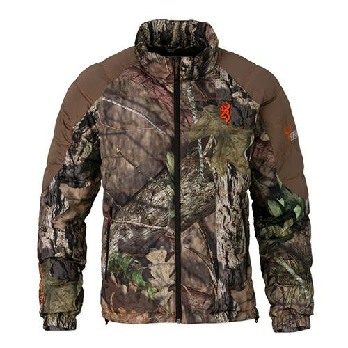 Browning Hell's Canyon Blended Down Jacket , Mossy Oak Break-Up Country, XX-Large