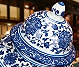 ufengke Jingdezhen Classic Blue and White Porcelain