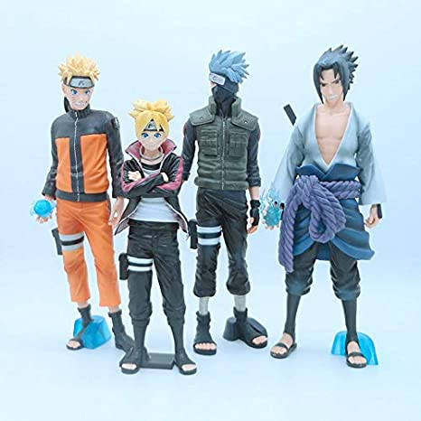 Amazon.com: Figura de acción Fallhuoz Naruto Shinobi ...