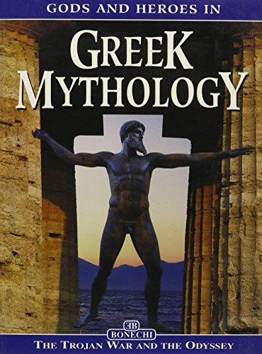 Gods And Heroes In Greek Mythology Book Ancient