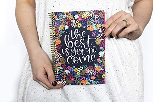 "bloom daily planners 2019-2020 Academic Year Day Planner Calendar- Passion/Goal Organizer - Weekly/Monthly Dated Agenda Book - (August 2019 - July 2020) - 6"" x 8.25"" - The Best is Yet to Come"