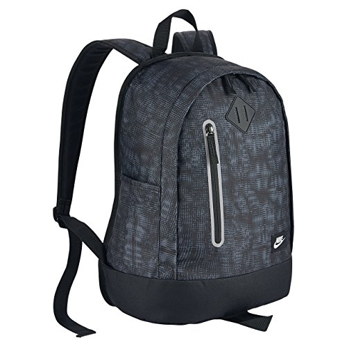Price comparison product image Nike Cheyenne Print Graphic Kid's Backpack (010 Black)