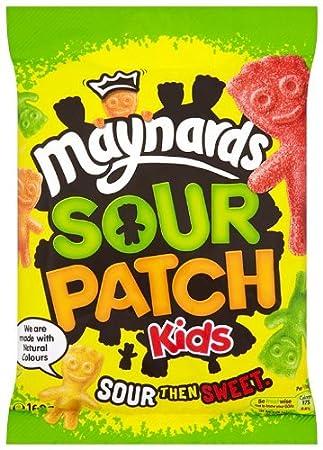 Maynards Sour Patch Kids 160 g (Pack of 6): Amazon com