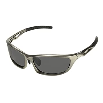 Lixada Gafas de Sol Deportivas, Polarizada 100% Eliminar Resplandor, Protección UV, para