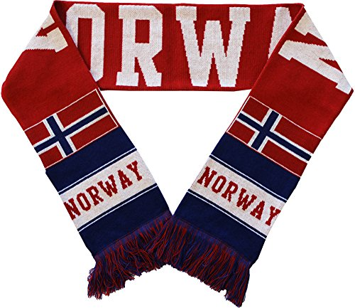 Norway - Country Knit Scarf