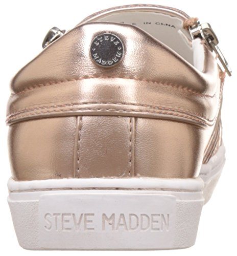Ciabatte Piatte Di Steve Madden Ladies Ellias Gold