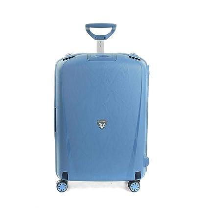 Roncato Light 500711 Maleta, 75 cm, 41 litros, Azul