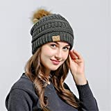 Lowpricenice DaySeventh Men Women Baggy Warm Crochet Winter Wool Knit Ski Beanie Skull Slouchy Caps Hat