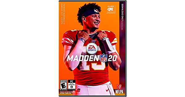 Amazon com: Madden NFL 20 - PC: Video Games